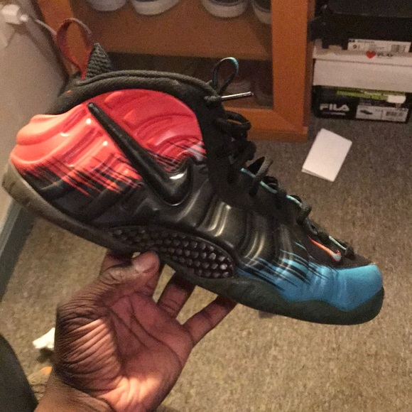 Nike Other - Spider-Man foamposites